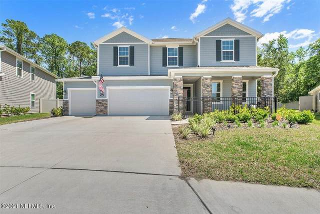 5144 Oak Bend Ave, Jacksonville, FL 32257 (MLS #1103673) :: The Coastal Home Group
