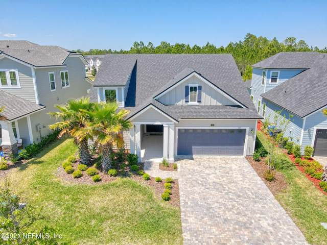 222 Lombard Way, St Augustine, FL 32092 (MLS #1103676) :: EXIT Real Estate Gallery