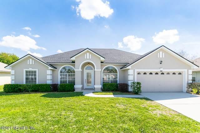 2343 Longmont Dr, Jacksonville, FL 32246 (MLS #1103737) :: The Hanley Home Team