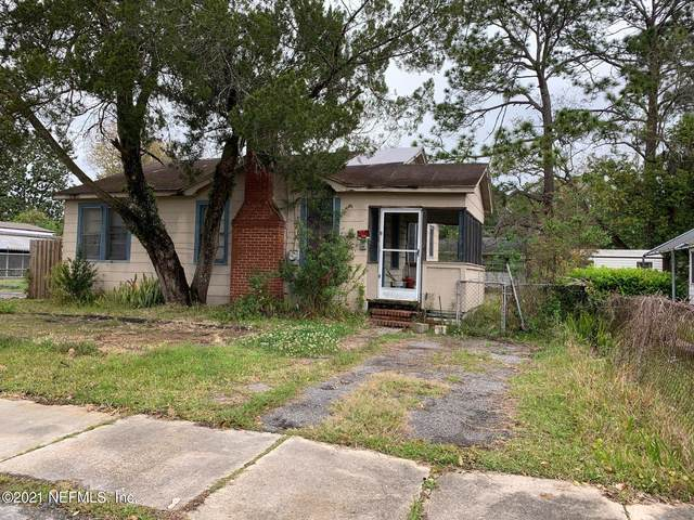 1617 W 15TH St, Jacksonville, FL 32209 (MLS #1103746) :: Endless Summer Realty