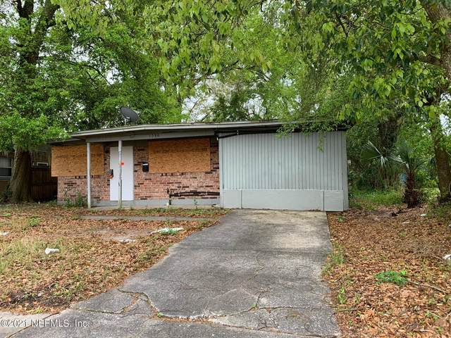 1586 W 36TH St, Jacksonville, FL 32209 (MLS #1103751) :: The Volen Group, Keller Williams Luxury International