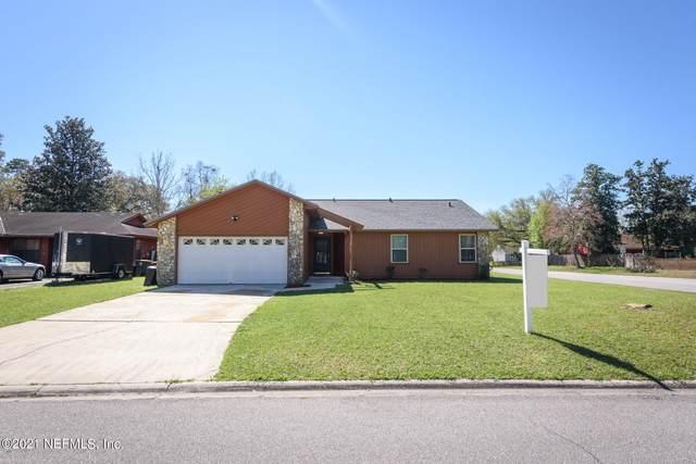 8062 Sable Woods Dr N, Jacksonville, FL 32244 (MLS #1103759) :: The Coastal Home Group