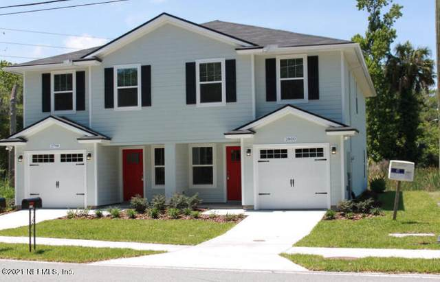 2800 Shangri La Dr, Jacksonville, FL 32233 (MLS #1103784) :: EXIT Inspired Real Estate