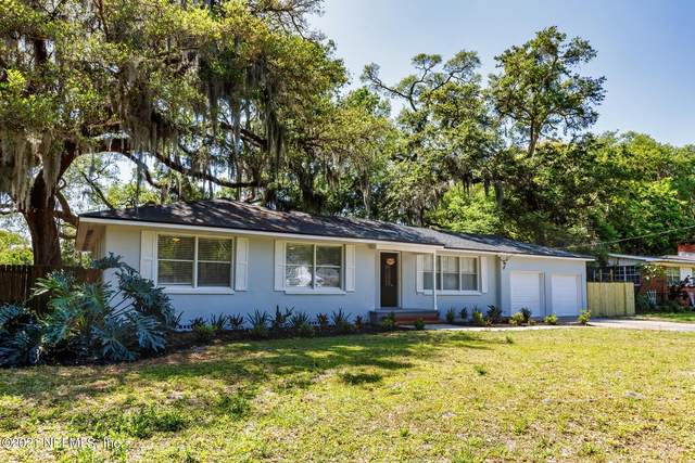 1356 Glengarry Rd, Jacksonville, FL 32207 (MLS #1103788) :: Berkshire Hathaway HomeServices Chaplin Williams Realty