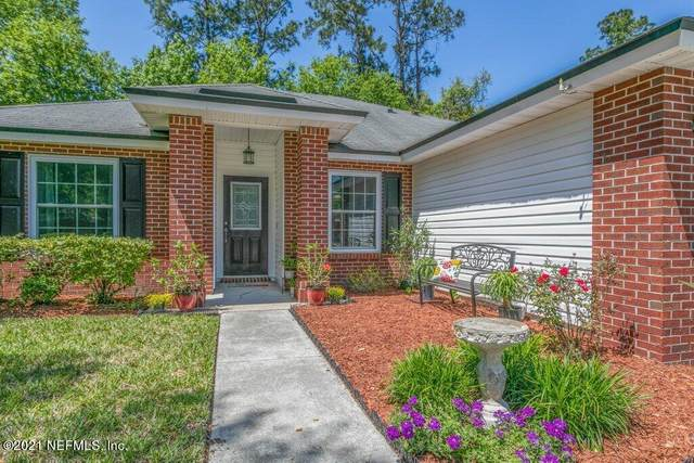 13964 Crestwick Dr W, Jacksonville, FL 32218 (MLS #1103794) :: EXIT Inspired Real Estate
