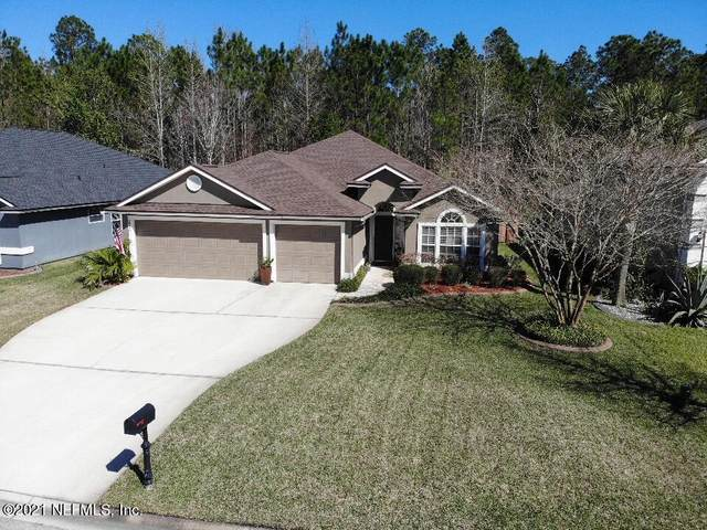 2529 Stapleford Ln, St Augustine, FL 32092 (MLS #1103801) :: The Newcomer Group