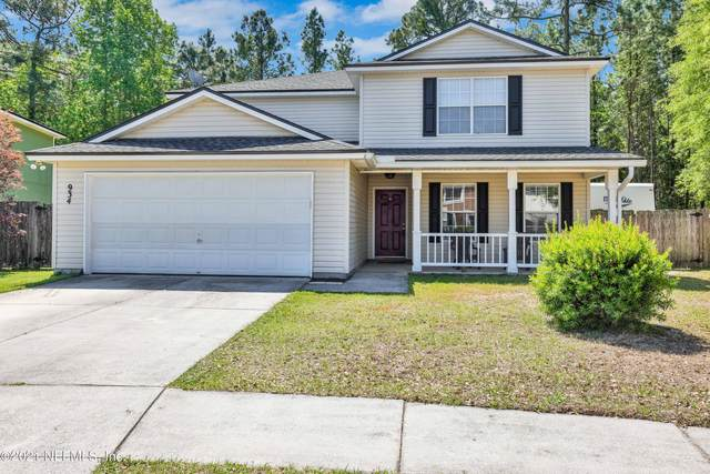 934 Ford Wood Dr, Jacksonville, FL 32218 (MLS #1103831) :: The Newcomer Group