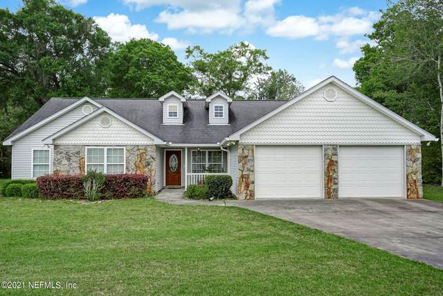 1211 Harley Cir, Starke, FL 32091 (MLS #1103897) :: The Every Corner Team