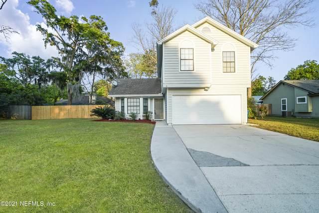 1631 Ponderosa Pine Dr E, Jacksonville, FL 32225 (MLS #1103923) :: EXIT 1 Stop Realty