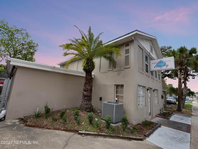 308 S Ponce De Leon Blvd, St Augustine, FL 32084 (MLS #1103926) :: Noah Bailey Group
