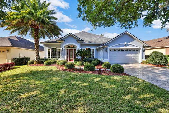 1551 Barrington Cir, St Augustine, FL 32092 (MLS #1103983) :: Olde Florida Realty Group