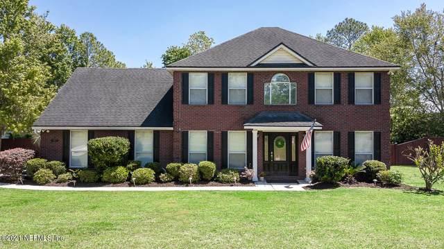 895 Cathy Tripp Ln, Jacksonville, FL 32220 (MLS #1103987) :: CrossView Realty