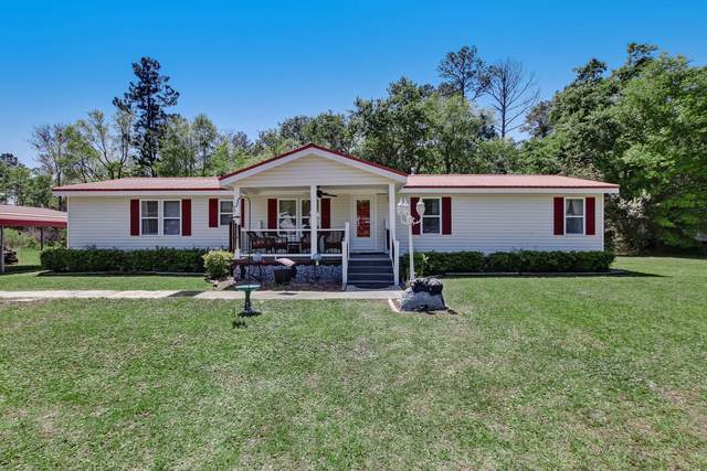 85105 Claxton Rd, Yulee, FL 32097 (MLS #1104005) :: The Hanley Home Team