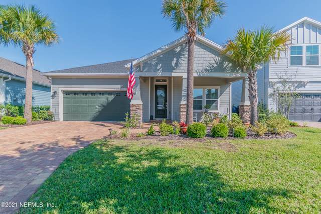 161 Laurel Gate Ln, St Augustine, FL 32092 (MLS #1104043) :: The Hanley Home Team