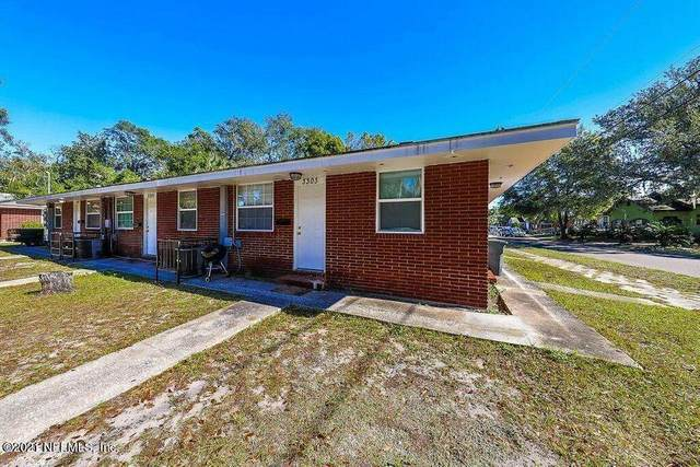 3303 - 07 Silver St, Jacksonville, FL 32206 (MLS #1104044) :: The Perfect Place Team