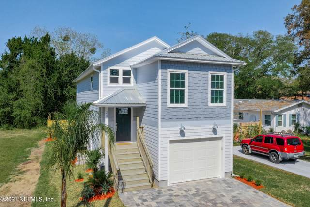 24 Ewing St, St Augustine Beach, FL 32080 (MLS #1104050) :: The Every Corner Team