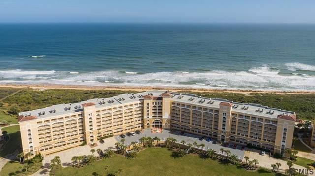80 Surfview Dr #504, Palm Coast, FL 32137 (MLS #1104080) :: The Every Corner Team
