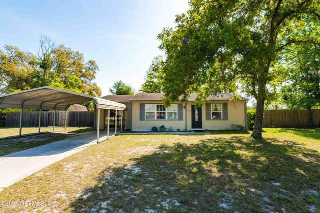 7593 Collins Ct, Jacksonville, FL 32244 (MLS #1104082) :: The Newcomer Group