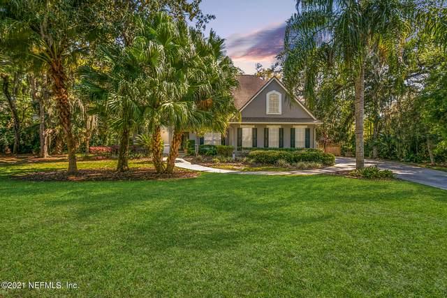 105 Magnolia Hammock Dr, Ponte Vedra Beach, FL 32082 (MLS #1104087) :: EXIT Real Estate Gallery