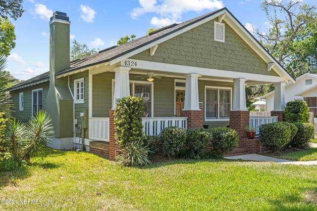 4324 Shirley Ave, Jacksonville, FL 32210 (MLS #1104094) :: The Hanley Home Team