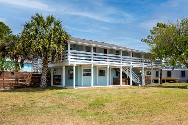 6098 Ajo Rd, St Augustine, FL 32080 (MLS #1104128) :: Olde Florida Realty Group