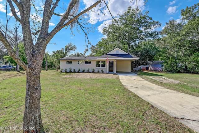 399 Dunwoodie Rd, Orange Park, FL 32073 (MLS #1104129) :: Olde Florida Realty Group