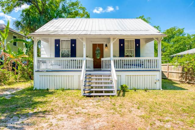 62 Weeden St, St Augustine, FL 32084 (MLS #1104143) :: Bridge City Real Estate Co.
