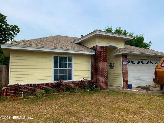 3318 Side Out Ct, Jacksonville, FL 32277 (MLS #1104149) :: The Every Corner Team