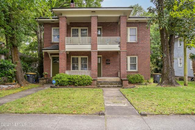 2844 College St, Jacksonville, FL 32205 (MLS #1104186) :: The Perfect Place Team