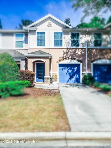 826 Crystal Way, Orange Park, FL 32065 (MLS #1104225) :: The Perfect Place Team
