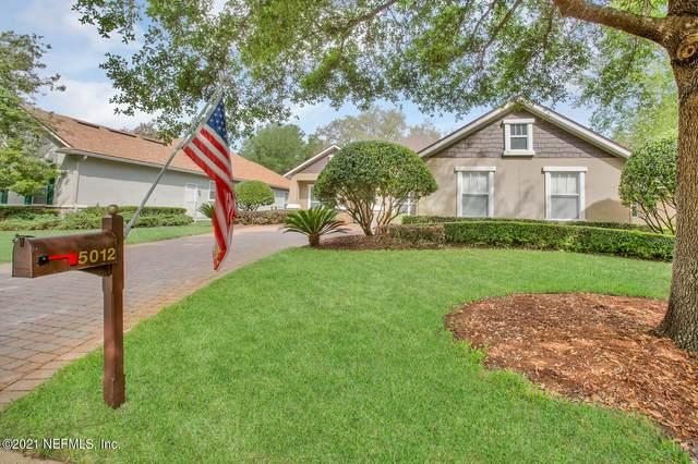 5012 Clayton Ct, St Augustine, FL 32092 (MLS #1104245) :: EXIT Real Estate Gallery