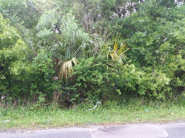 915 Pine St, Starke, FL 32091 (MLS #1104258) :: Olde Florida Realty Group