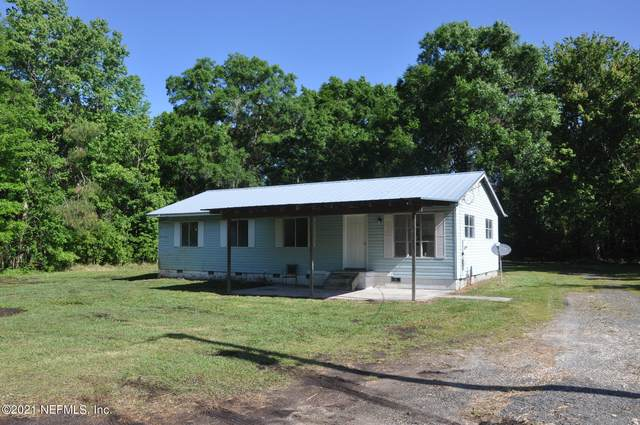 895 NE County Rd 125, Lawtey, FL 32058 (MLS #1104331) :: Olde Florida Realty Group