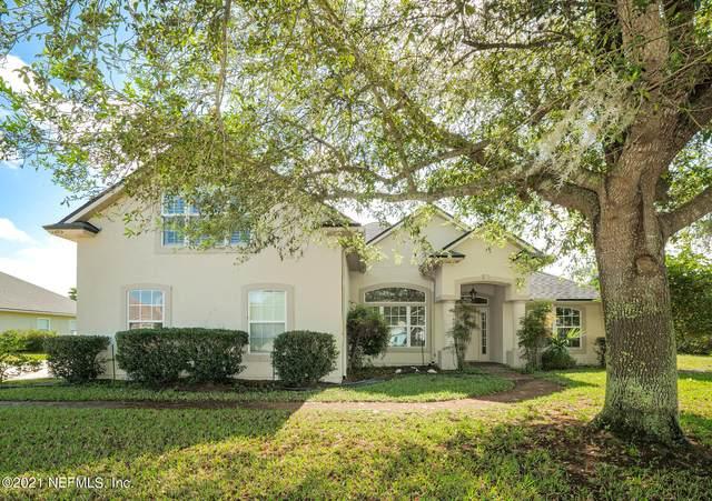 14719 Amelia View Dr, Jacksonville, FL 32226 (MLS #1104355) :: The Coastal Home Group