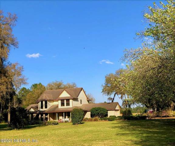 37557 Eastwood Rd, Hilliard, FL 32046 (MLS #1104378) :: Olde Florida Realty Group