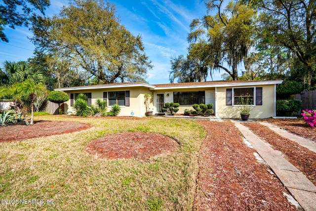 2307 Clemson Rd, Jacksonville, FL 32217 (MLS #1104408) :: Olde Florida Realty Group
