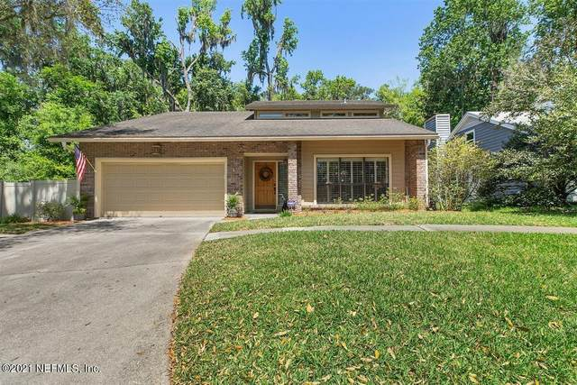 4423 Barrington Oaks Dr, Jacksonville, FL 32257 (MLS #1104409) :: Military Realty