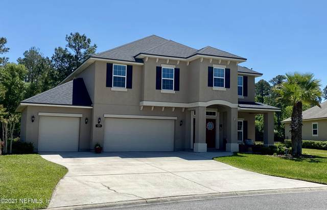 325 Huffner Hill Cir, St Augustine, FL 32092 (MLS #1104437) :: Olde Florida Realty Group
