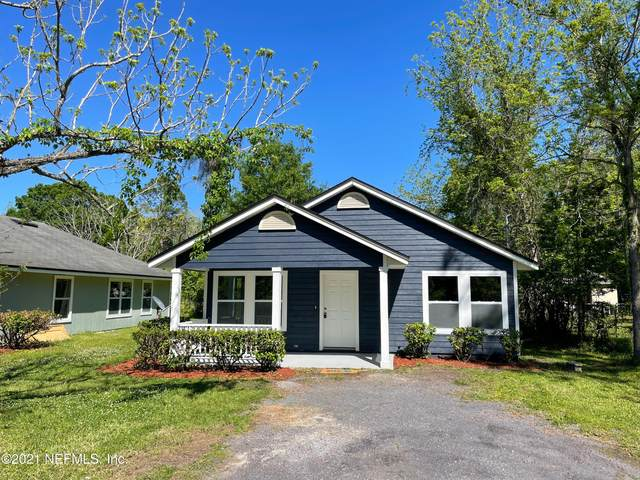 1236 Pine St, Starke, FL 32091 (MLS #1104466) :: Olde Florida Realty Group