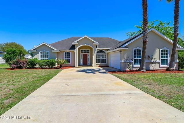 861670 Worthington Dr, Yulee, FL 32097 (MLS #1104529) :: EXIT Real Estate Gallery