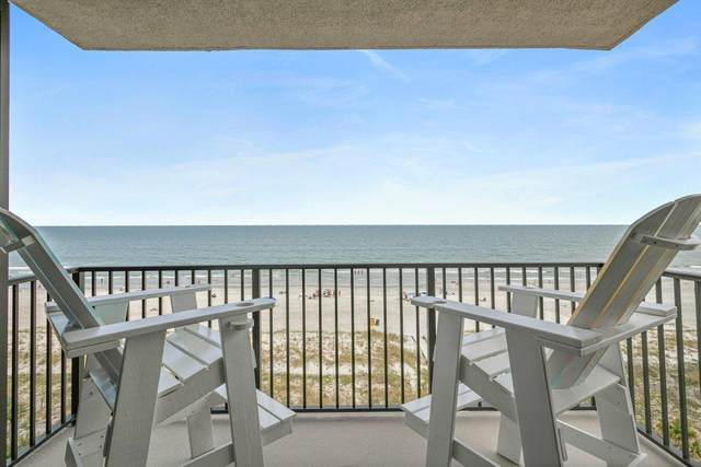 601 1ST St S 6H, Jacksonville Beach, FL 32250 (MLS #1104535) :: EXIT Inspired Real Estate
