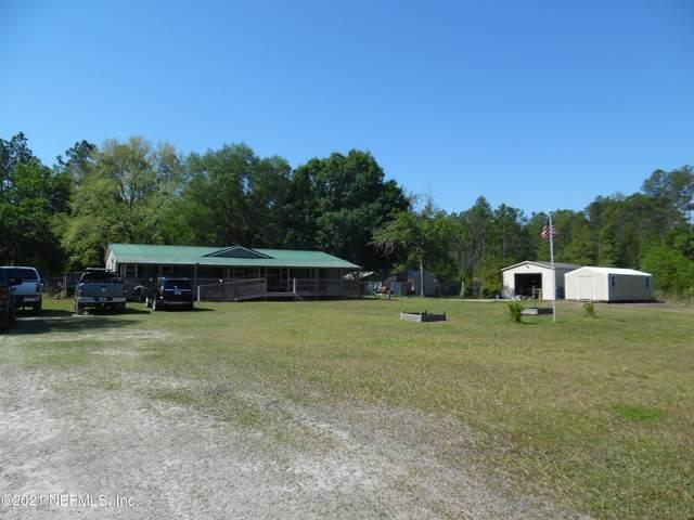 477 Jill St, Middleburg, FL 32068 (MLS #1104575) :: The Hanley Home Team