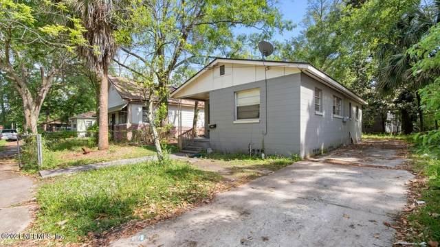 930 W 28TH St, Jacksonville, FL 32209 (MLS #1104638) :: Berkshire Hathaway HomeServices Chaplin Williams Realty