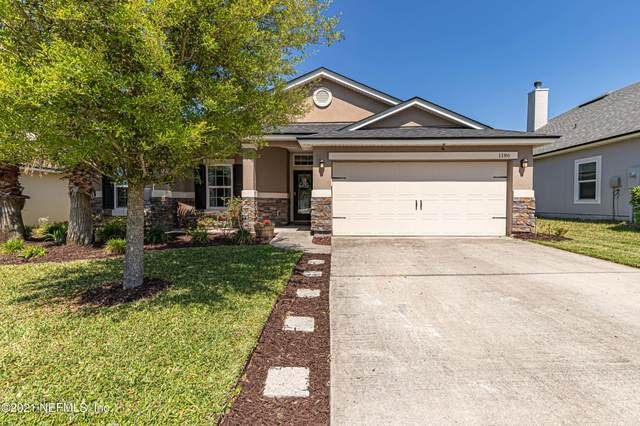 1186 Wetland Ridge Cir, Middleburg, FL 32068 (MLS #1104648) :: The Hanley Home Team