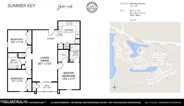 4917 Key Lime Dr #302, Jacksonville, FL 32256 (MLS #1104654) :: Olde Florida Realty Group