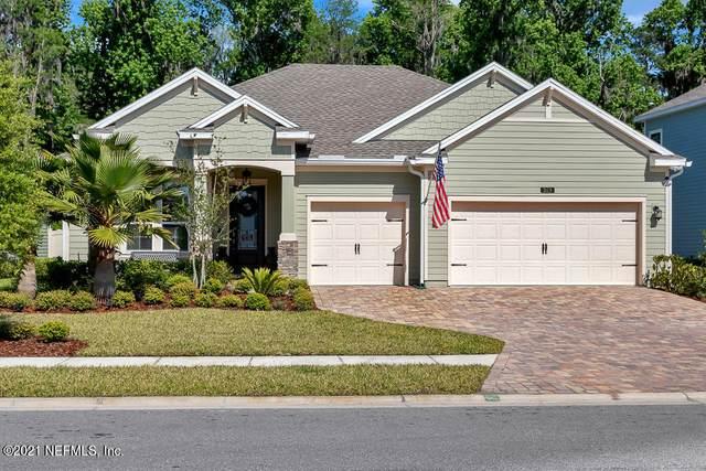 203 Latrobe Ave, St Augustine, FL 32095 (MLS #1104684) :: The Hanley Home Team