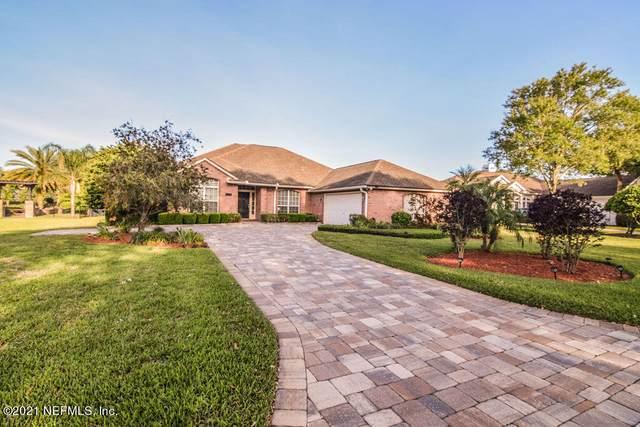 3749 Planters Creek Cir E, Jacksonville, FL 32224 (MLS #1104693) :: The Hanley Home Team