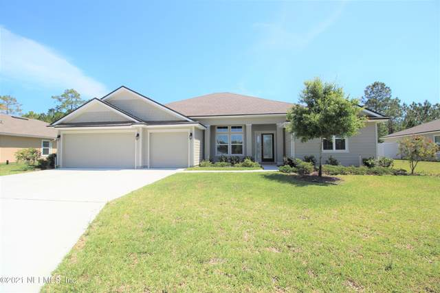 326 Old Hickory Forest Rd, St Augustine, FL 32084 (MLS #1104707) :: CrossView Realty