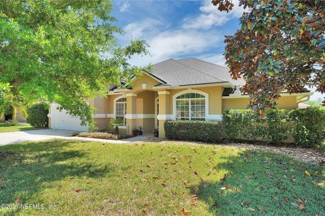 2412 Pinehurst Ln, Fleming Island, FL 32003 (MLS #1104710) :: The Newcomer Group