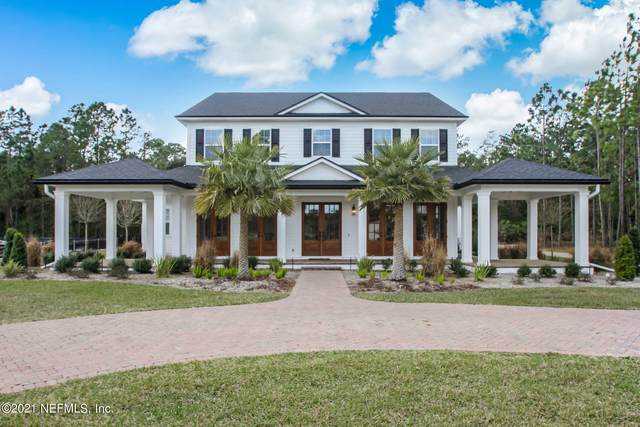 4504 Hunterston Ln, Jacksonville, FL 32224 (MLS #1104719) :: EXIT Real Estate Gallery